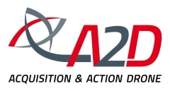 Logo Acquisition&Action Drone (A2D)