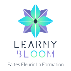 Logo Learny Bloom